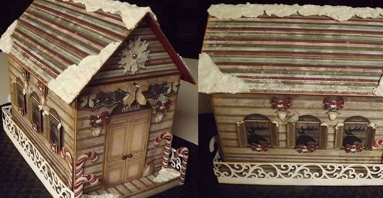 North Pole Village Project