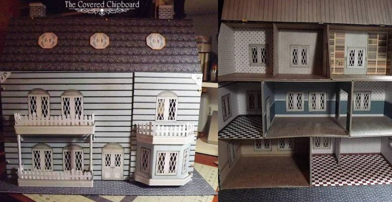 The Dollhouse Project!
