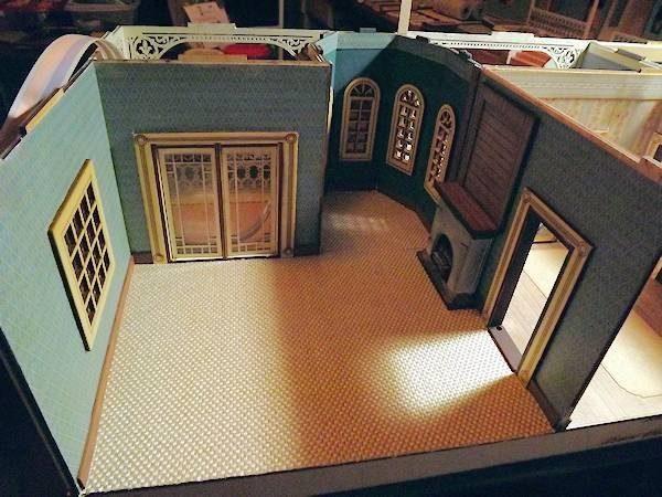 Laser Dollhouse Build Part 5