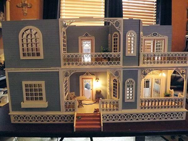 Laser Dollhouse Build Part 6