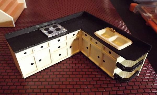 Laser Dollhouse Build Part 4