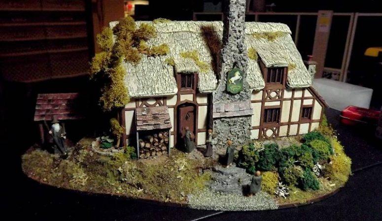 The Prancing Pony Inn