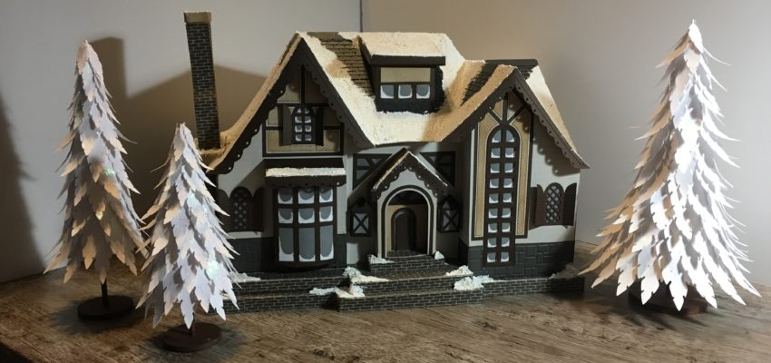 Winter Lodge Project