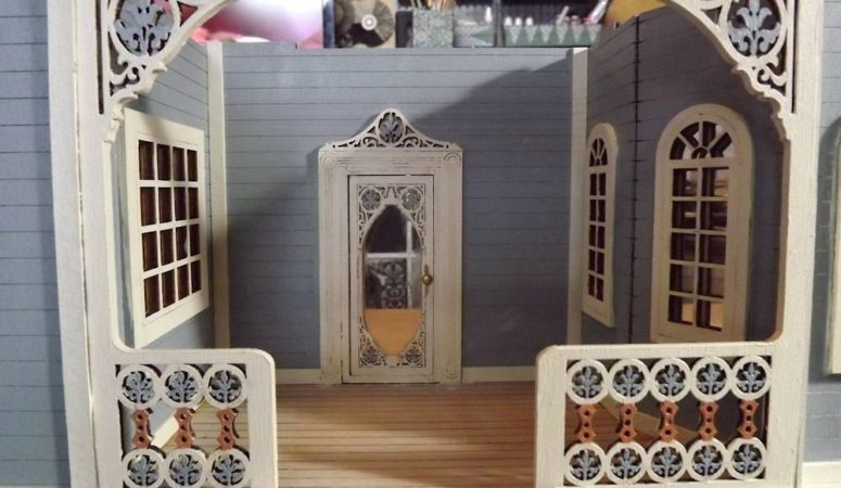 Laser Dollhouse Build Part 2