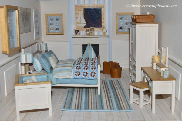 J Warren Bedroom
