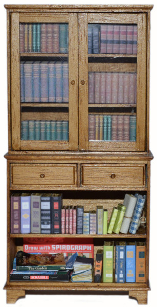 J Warren Bookcase Project
