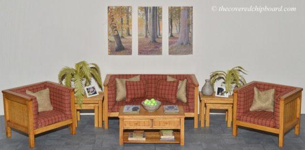 J Warren Living Room