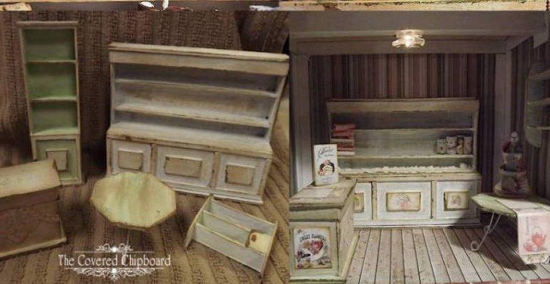 Tea Shoppe Furniture
