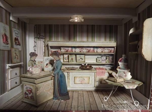 Tea Shoppe Accents