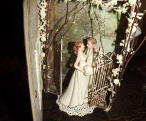 The Wedding Book Display